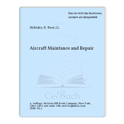 9780070047945: Aircraft maintenance and repair (Aviation technology series)