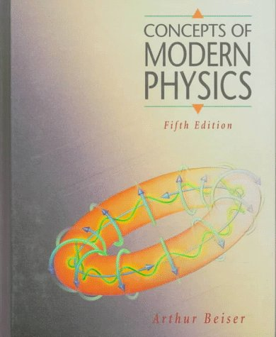9780070048140: Concepts of Modern Physics