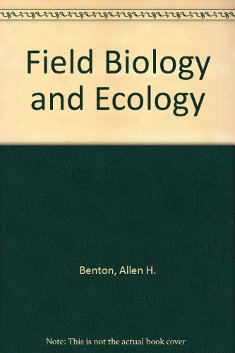 9780070048294: Field Biology and Ecology