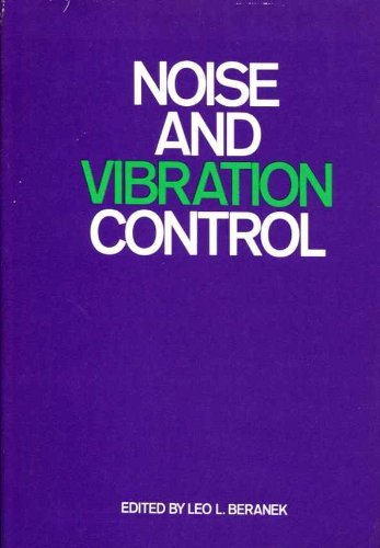 9780070048416: Noise and Vibration Control