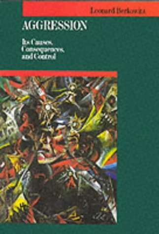 9780070048744: Aggression: Its Causes, Consequences and Control (Patterns in Literary Art, 15)