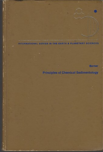 Principles of Chemical Sedimentology (McGraw-Hill international series in the earth and planetary ...
