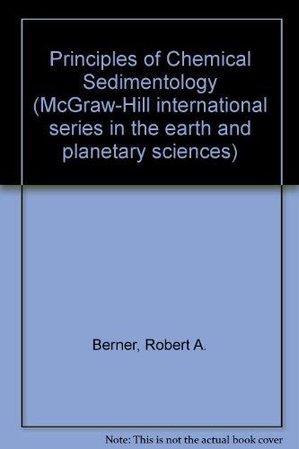 Principles of Chemical Sedimentology (McGraw-Hill international series: Robert A. Berner