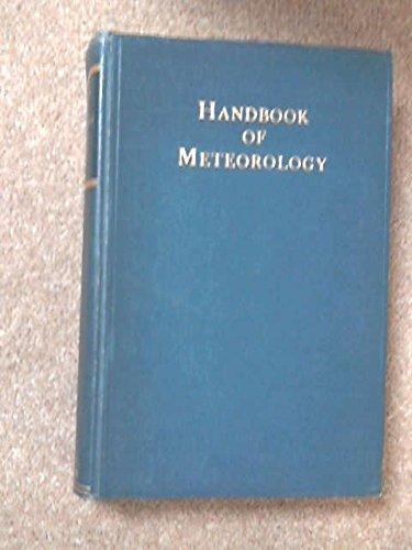 9780070050303: Handbook of Meteorology