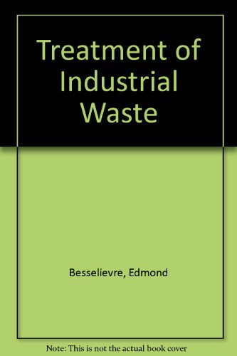 9780070050464: Treatment of Industrial Wastes, The