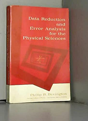 9780070051355: Data Reduction and Error Analysis for The Physical Sciences