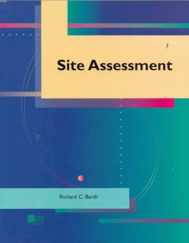 9780070051461: Site Assessment