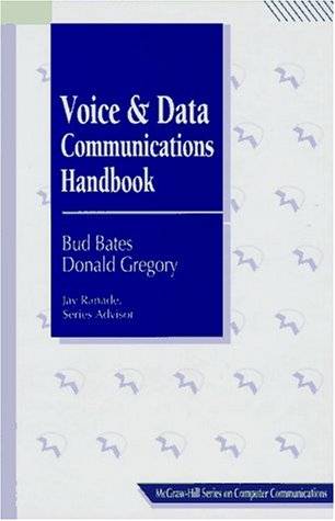 9780070051478: Voice and Data Communications Handbook (McGraw-Hill Series on Computer Communications)