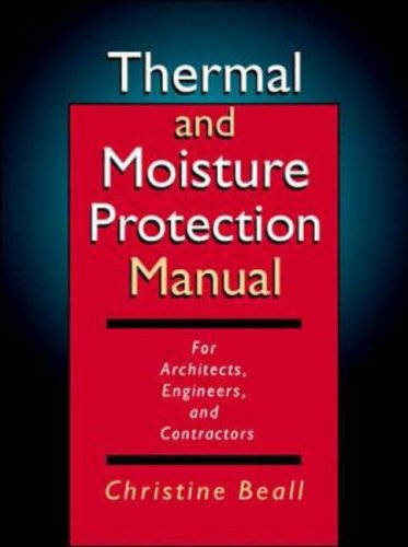 9780070051553: Building Moisture Control Manual