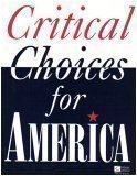 9780070051584: Critical Choices for America