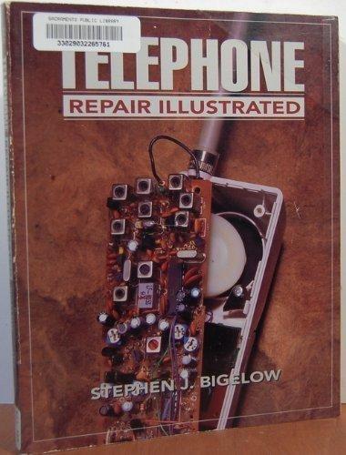 9780070052390: Telephone Repair Illustrated