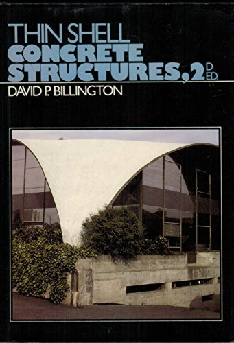 9780070052796: Thin Shell Concrete Structures