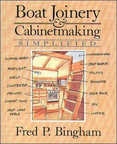 9780070053076: Boat Joinery and Cabinet Making Simplified