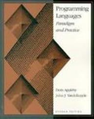 9780070053151: Programming Languages: Paradigm and Practice