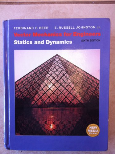 9780070053656: Vector Mechanics for Engineers: Statics and Dynamics/Sold in 2 Different Versions, IBM (2909908) or Macintosh (2909909)
