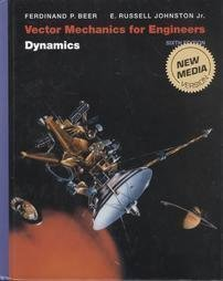 9780070053663: Vector Mechanics for Engineers: Dynamics, 6th edition, New Media Version with sealed software