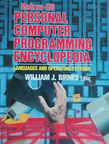 9780070053892: Personal Computer Programming Encyclopaedia: Languages and Operating Systems