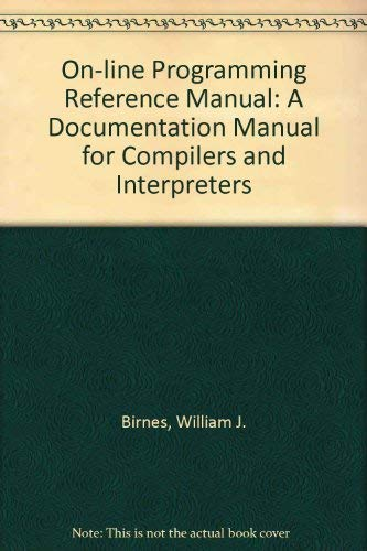 Online Programming Languages and Assemblers (Computing That: William J. Birnes,