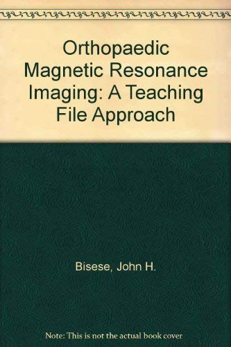 9780070054042: Orthopaedic MRI: A Teaching File Approach