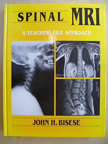 9780070054066: Spinal MRI: A Teaching File Approach