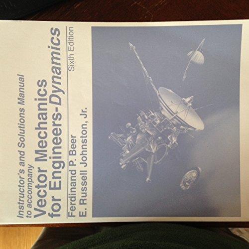 9780070054196: Vector Mechanics for Engineers: Dynamics
