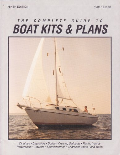 9780070054509: Complete Guide to Boat Kits and Plans 1995