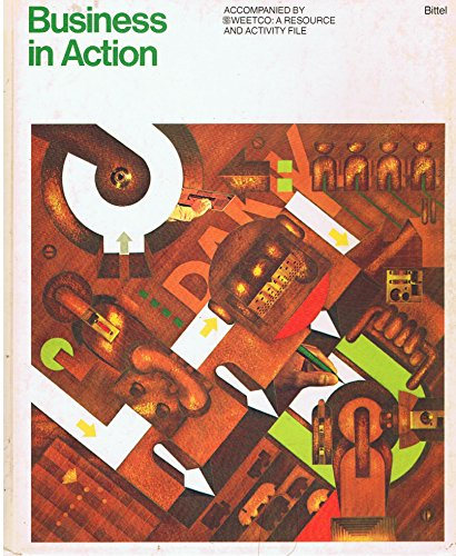 9780070054561: Business in Action: An Introduction to Business