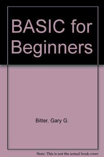 9780070054912: BASIC for Beginners [IMPORT] (Hardcover)