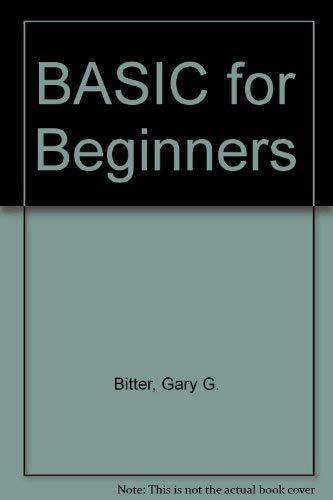 9780070054929: Basic for Beginners