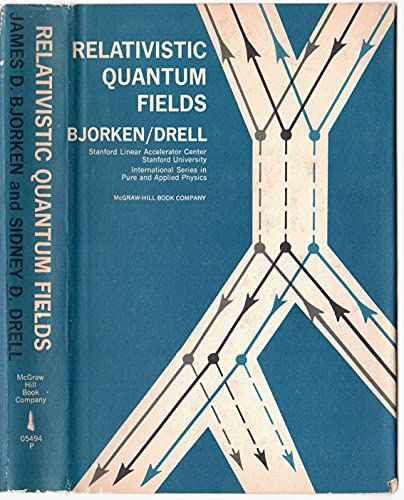 9780070054943: Relativistic Quantum Fields (Pure & Applied Physics)