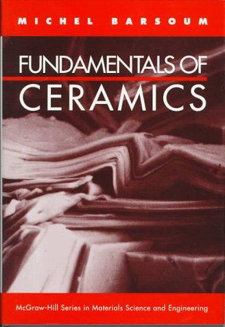9780070055216: Fundamentals of Ceramics