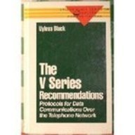9780070055520: The V Series Recommendations: Protocols for Data Communications over the Telephone Network (Uyless Black Series on Computer Communications)