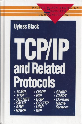 9780070055537: TCP/IP and Related Protocols (The McGraw-Hill series on computer communications)