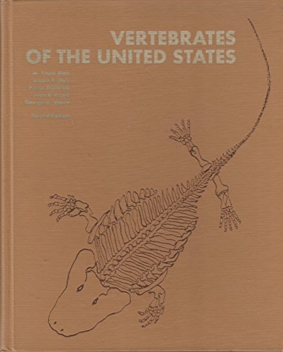 9780070055919: Vertebrates of the United States