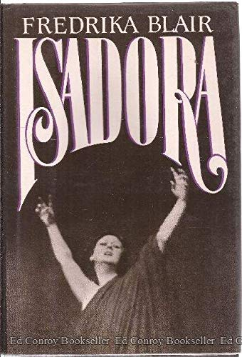Isadora; Portrait of the Artist as a Woman