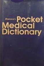 9780070057159: Blakiston's Pocket Medical Dictionary