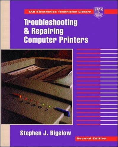 9780070057326: Troubleshooting and Repairing Computer Printers