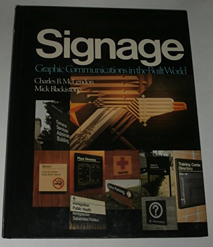 9780070057401: Signage: Graphic Communication in the Built World