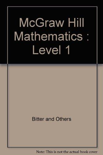 9780070057616: Mathematics Level 1