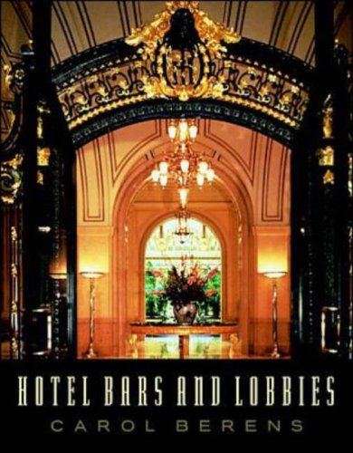 9780070058286: Hotel Bars and Lobbies