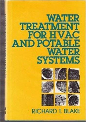 9780070058408: Water Treatment for H.V.A.C.Potable Water Systems