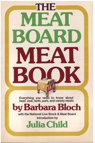 9780070059092: The Meat Board meat book