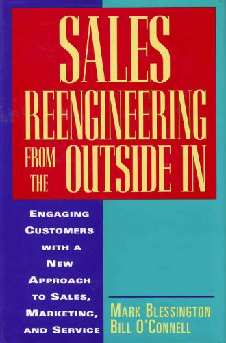 9780070059504: Sales Reengineering: A Complete Guide for the Sales and Marketing Professional