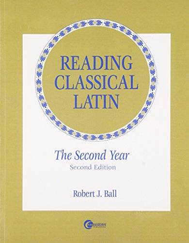 9780070060708: Reading Classical Latin: The Second Year