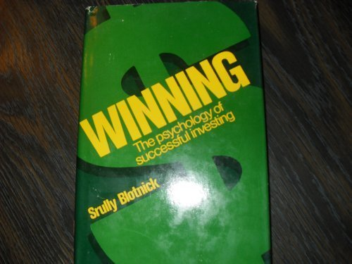 9780070061194: Winning: The Psychology of Successful Investing