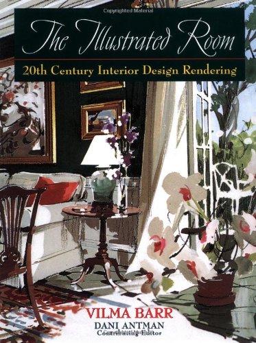 9780070061316: Illustrated Room: 20th Century Interior Design Rendering