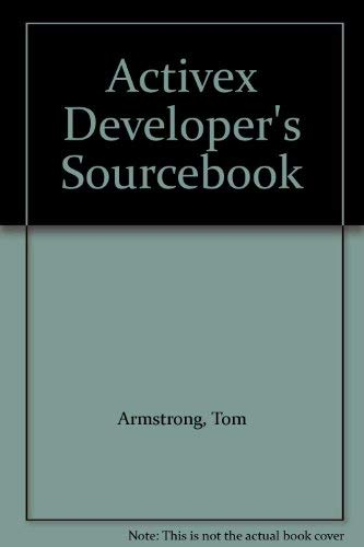 9780070062139: Activex Developer's Sourcebook