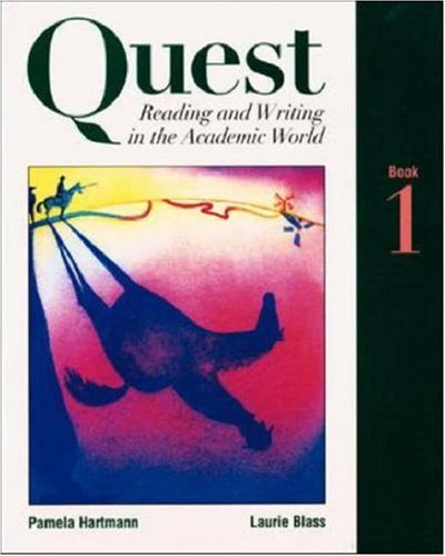 9780070062580: Quest: Reading and Writing in the Academic World, Book One