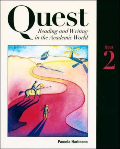 9780070062603: Quest: Reading and Writing in the Academic World, Book Two