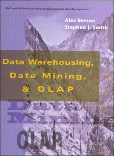 9780070062726: Data Warehousing, Data Mining, and OLAP (Data Warehousing/Data Management)